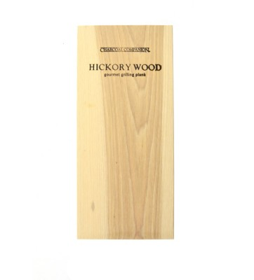 Charcoal Companion Hickory Grilling Plank