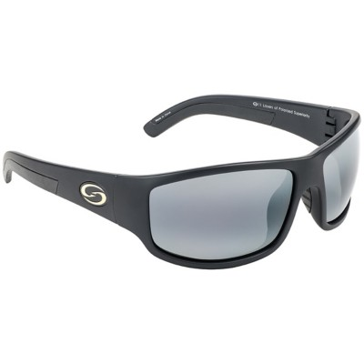 Strike King S11 Caddo Polarized Sunglasses BlackGrey