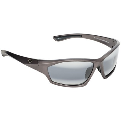 Strike King S11 Rayburn Polarized Sunglasses Gun Metal Grey