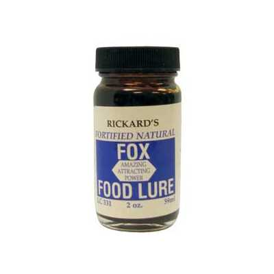 Rickards Fox Food Trapping Lure