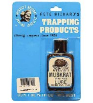 Rickard's Trapping Lure-Muskrat