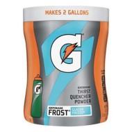Gatorade Thirst Quencher Instant Powder Mix 2 Gallons