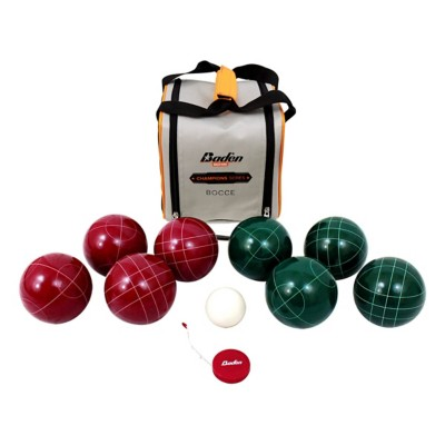 Baden Champions 107mm Bocce Ball Set