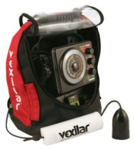 Vexilar Ultra and Pro Soft Pack Sonar Case