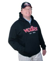 Men's Vexilar Cold Snap Heavyweight Hoodie