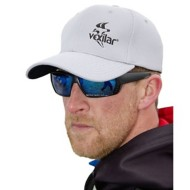 Vexilar Flex Fit Grey Cap
