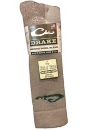 Drake Merino Wool Blend Socks