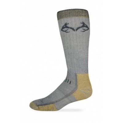Men's Realtree Merino Upland Boot Socks