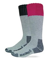 Women's Realtree Wool Hunting Socks