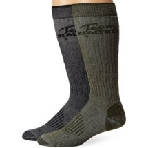 Men's Realtree All Season Tall Boot Socks 2 Pack
