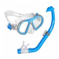 U.S. Divers Kids Toucan PC Mask/Eco Dry Snorkel Combo
