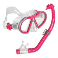 U.S. Divers Youth Toucan PC Mask/Eco Dry Snorkel Combo