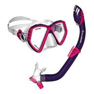 U.S. Divers Regal Jr Mask/Laguna Snorkel Combo