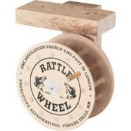 Productive Alternatives Wooden Rattle Wheel