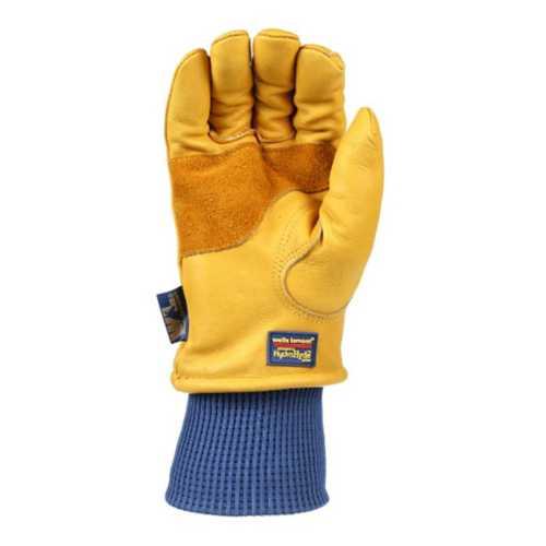 Men's Wells Lamont Hydrahyde Insulated Grain Cowhide Gloves
