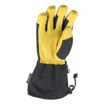 Men's Wells Lamont Comforthyde Insulated Waterproof Leather Palm Gloves