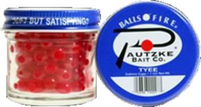 Pautzke Tyee Balls O' Fire Salmon Eggs