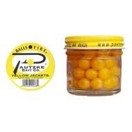 Pautzke Balls O' Fire Yellow Jacket Salmon Eggs
