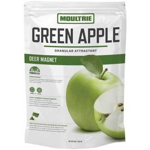 Moultrie Deer Magnet Green Apple Granular