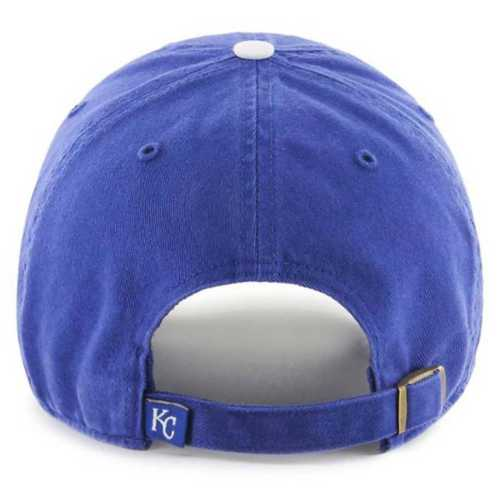 47 Brand Kansas City Royals Clean Up Hat