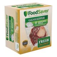 FoodSaver GameSaver Long Vacuum Seal Rolls 6 Pack