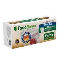 FoodSaver GameSaver Gallon-Size DAM Vacuum-Seal Bags 22-Pack