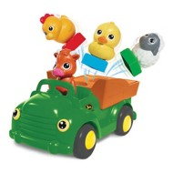 John Deere Learn Learn 'N Pop Farmyard Friends