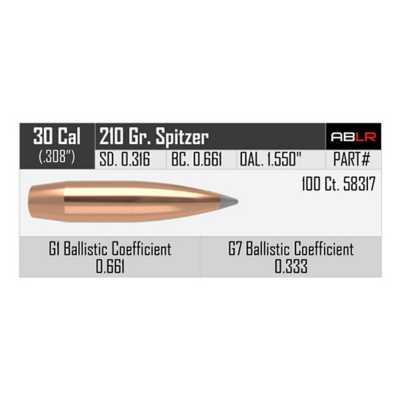 Nosler AccuBond Long Range Bullets