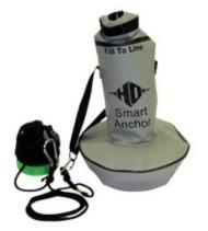 HO Sports Smart Anchor Line Bag