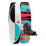 Hyperlite Murray Wakeboard With Focus Boot Package
