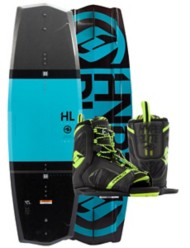 Hyperlite State With Remix Boot Wakeboard Package