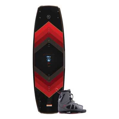 Hyperlite Murray Wakeboard with Team Boot Package