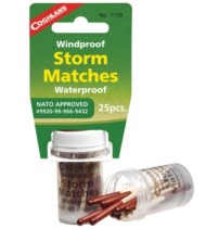 Coghlan's Storm Proof Matches