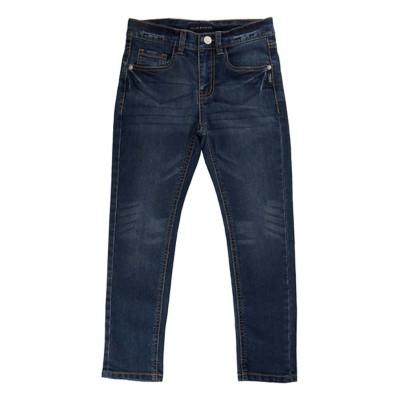 Grade School Boys' Silver Cairo City Skinny Jean