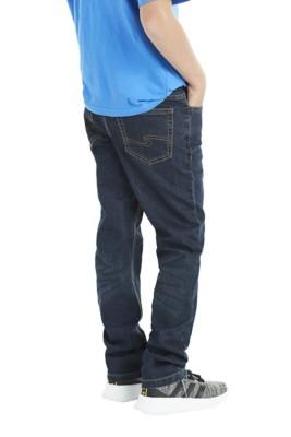 Grade School Boys' Silver Garret Loose Fit Jean