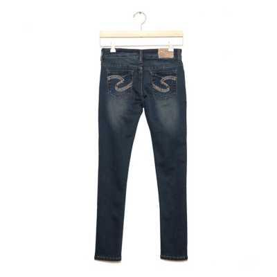 Girls' Silver Jeans Sasha Skinny Jeans