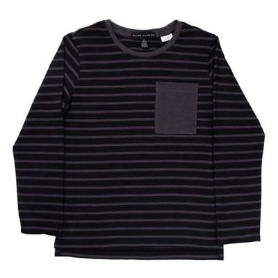 Grade School Boys' Silver Jeans Thermal Long Sleeve Shirt
