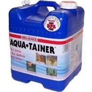 Reliance Aqua-Tainer 7 Gallon Rigid Water Container