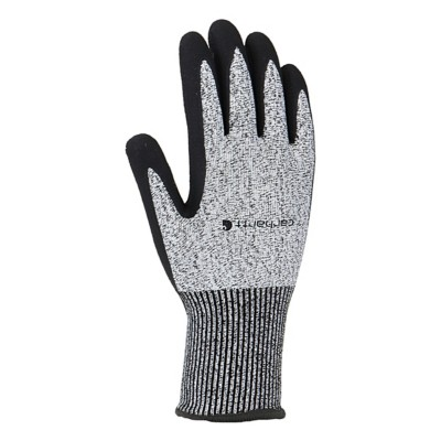 Men's Carhartt Cut Resistant Nitrile Grip Gloves