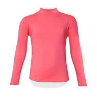 Youth Girls' Watson's Performance Mockneck Long Sleeve Shirt