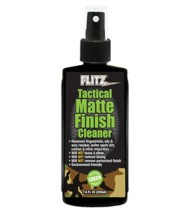 Flitz Tactical Matte Finish Cleaner 7.6 Oz.
