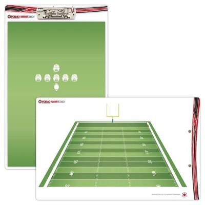 SmartCoach Pro 10x16 Football Clipboard