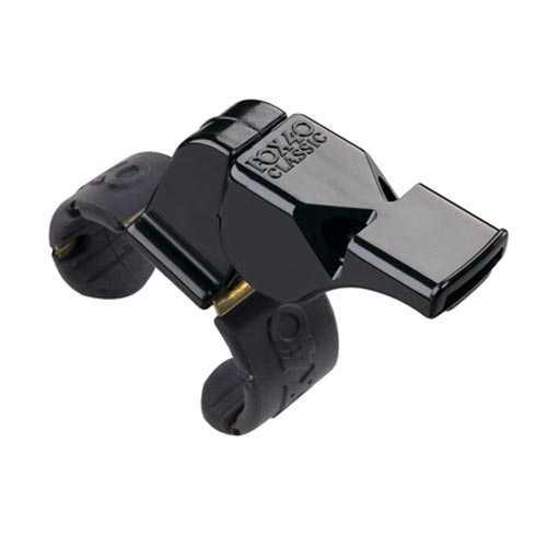 Fox 40 Classic Fingertip CMG Whistle