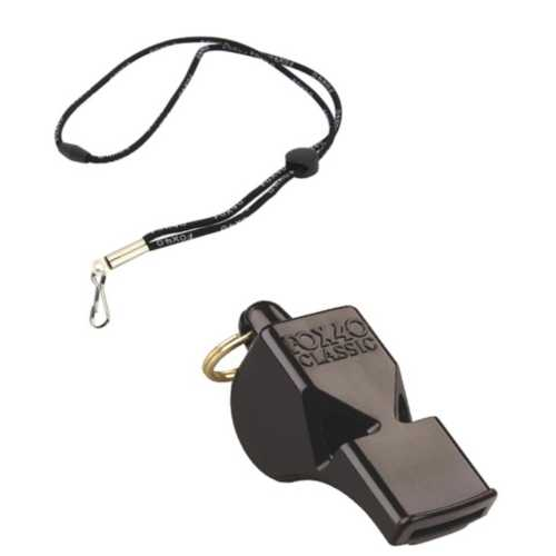 Fox 40 Classic Whistle with Lanyard