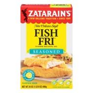 Zatarain's Fish Fri Seasoned Breading