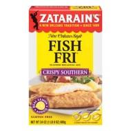 Zatarain's Fish Fri Crispy SS Breading
