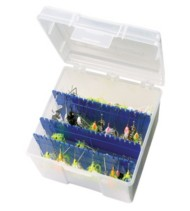 Flambeau 00550 Big Mouth Spinnerbait Box with Zerust