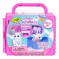 Crayola Scribble Scrubbie Pets Beauty Salon Playset