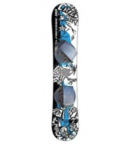 EMSCO Freeride Graffiti Snowboard