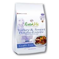 PureVita Grain Free Turkey and Sweet Potato Entrée Dog Food